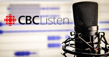 Listen to this, from the CBC Radio show Morning North
