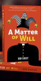 A Matter of Will short-listed for the 2018 Northern Lit Award for Fiction