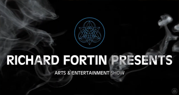 Watch, Rod's  interview with Richard Fortin Presents